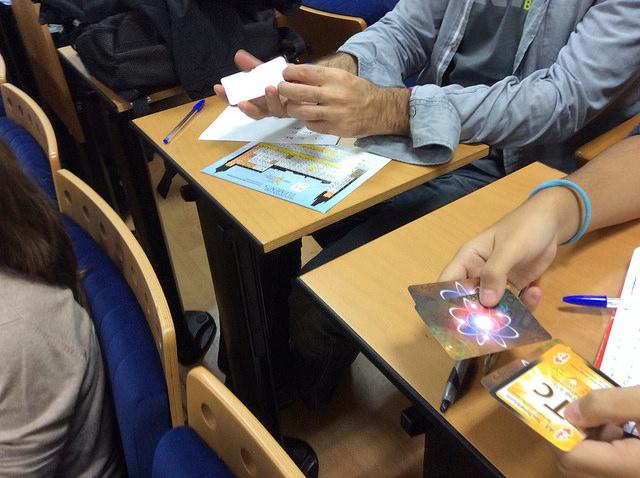 Sevilla: la magia de la Tabla Periódica